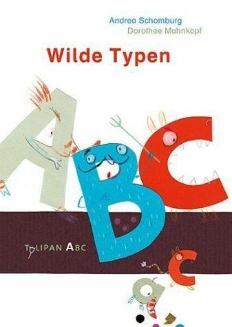 Gebundenes Buch »Wilde Typen«