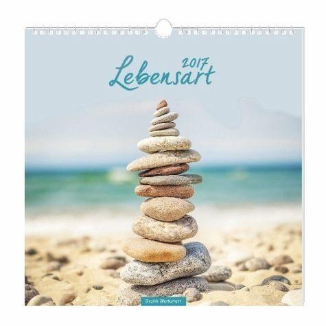 Kalender »Lebensart 2017«
