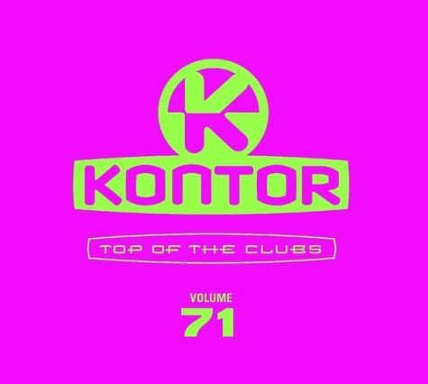 Audio CD »Various: Kontor Top Of The Clubs Vol.71«