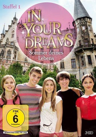 DVD »In Your Dreams - Sommer deines Lebens, Staffel...«