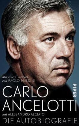 Gebundenes Buch »Carlo Ancelotti. Die Autobiografie«