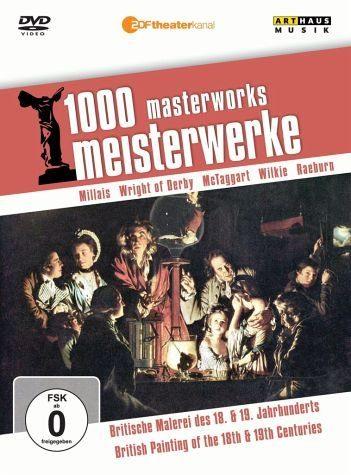 DVD »1000 Meisterwerke - Britische Malerei des 18 &...«
