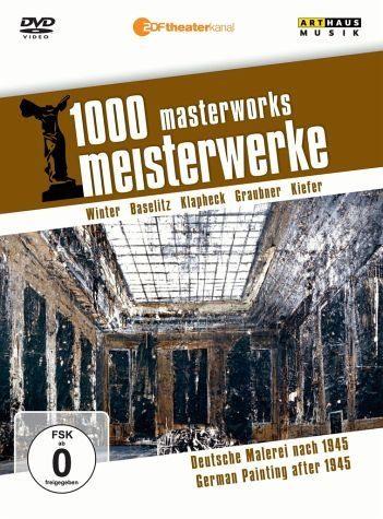 DVD »1000 Meisterwerke - Deutsche Malerei nach 1945«