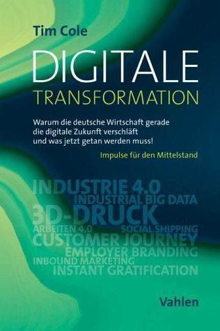 Gebundenes Buch »Digitale Transformation«