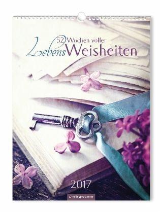 Kalender »LebensWeisheiten 2017«