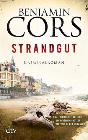 Broschiertes Buch »Strandgut / Nicolas Guerlain Bd.1«