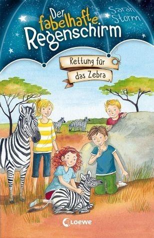 Gebundenes Buch »Rettung für das Zebra / Der fabelhafte...«
