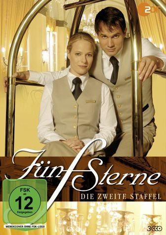 DVD »Fünf Sterne - Die 2. Staffel (3 Discs)«