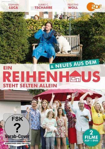 DVD »Ein Reihenhaus steht selten allein / Neues aus...«