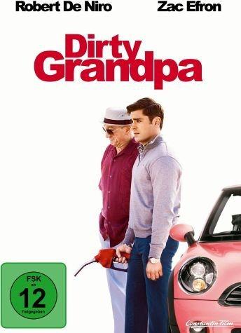 DVD »Dirty Grandpa«