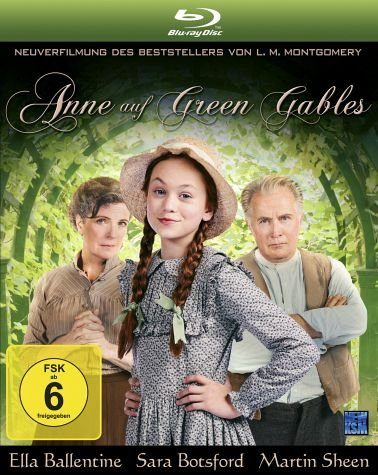 Blu-ray »Anne auf Green Gables«