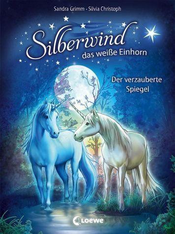 Gebundenes Buch »Der verzauberte Spiegel / Silberwind, das...«