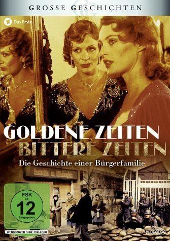 DVD »Goldene Zeiten - Bittere Zeiten (5 Discs)«