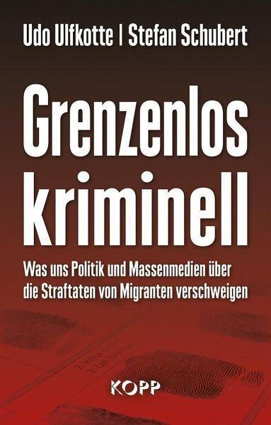 Gebundenes Buch »Grenzenlos kriminell«