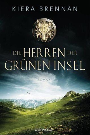 Gebundenes Buch »Die Herren der Grünen Insel / Die Irland-Saga...«