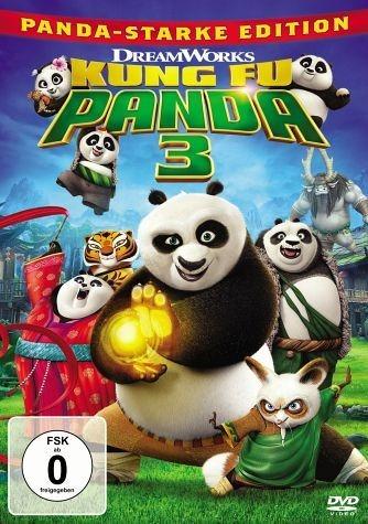 DVD »Kung Fu Panda 3«