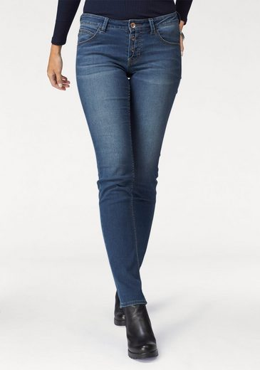 s.Oliver RED LABEL Röhrenjeans, in Shape Slim-Form