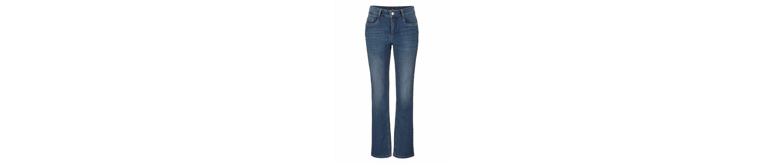 MAC 5-Pocket-Jeans Melanie Stitch, Ziernähte