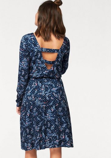 Pepe Jeans Print Dress Martha, With Floral Allover