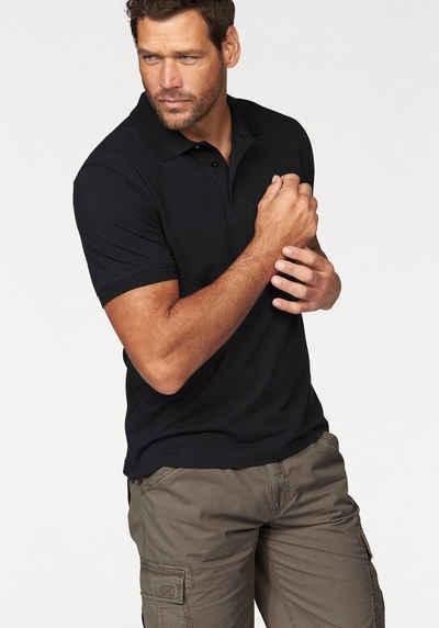 konkurrenzfähiger Preis großer Diskontverkauf heiß-verkaufender Fachmann Polo-Shirt in schwarz online kaufen | OTTO