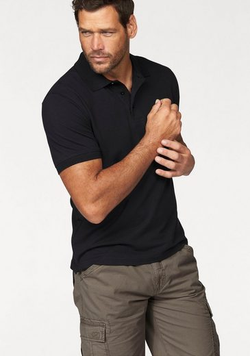Man's World Poloshirt Piqué