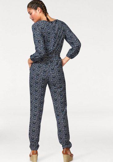 Pepe Jeans Overall Carla, mit Bindegürtel