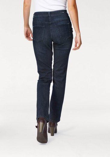 MAC 5-Pocket-Jeans »Melanie Stitch« Ziernähte