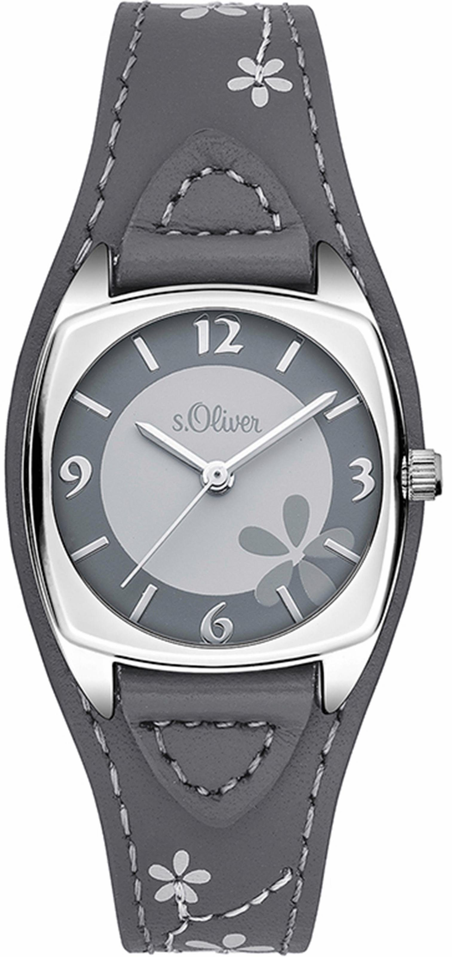 s.Oliver RED LABEL Quarzuhr »SO-3184-LQ«