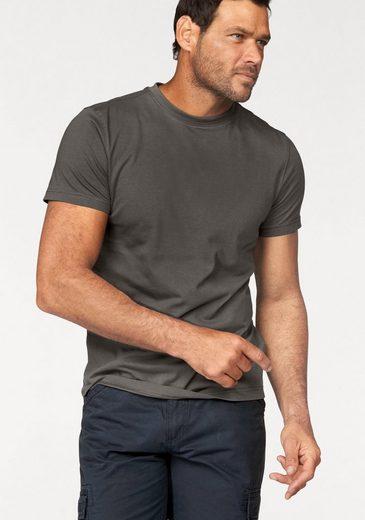 Man's World T-Shirt (Packung, 3-tlg., 3er-Pack)