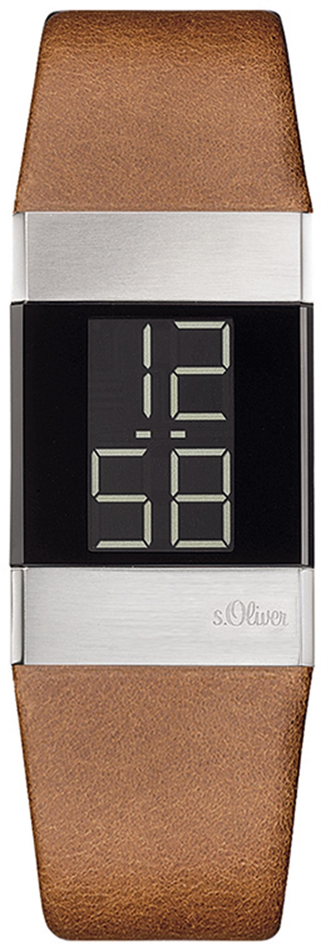 s.Oliver RED LABEL Digitaluhr »SO-3183-LD«