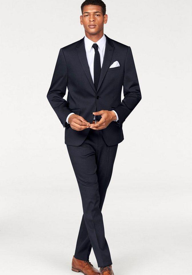 anzug krawatte