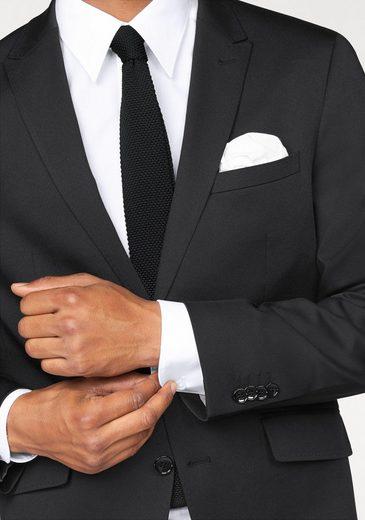 Krawatte Und 4 Einstecktuch 4 Anzug Mit set tlg teilig Banani Bruno qwzg8xEvE