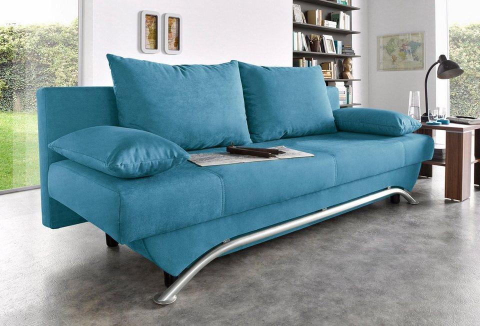 Schlafsofa mit bettkasten 140x200  Places of Style Schlafsofa online kaufen | OTTO