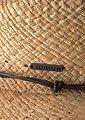 Seeberger Strohhut, mit Kontrastband, Bild 2