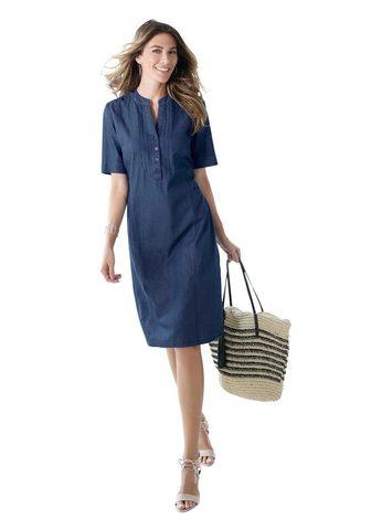 Classic Basics Džinsinė suknelė »Jeans-Kleid«