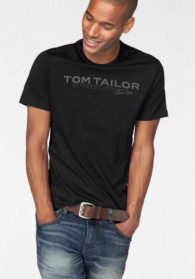 Tom Tailor T-Shirt online kaufen   OTTO a22f887646