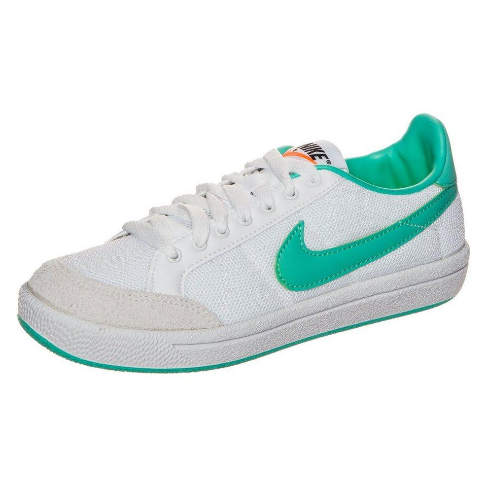 Nike Sportswear Meadow ?16 TXT Sneaker Damen in weiß / türkis