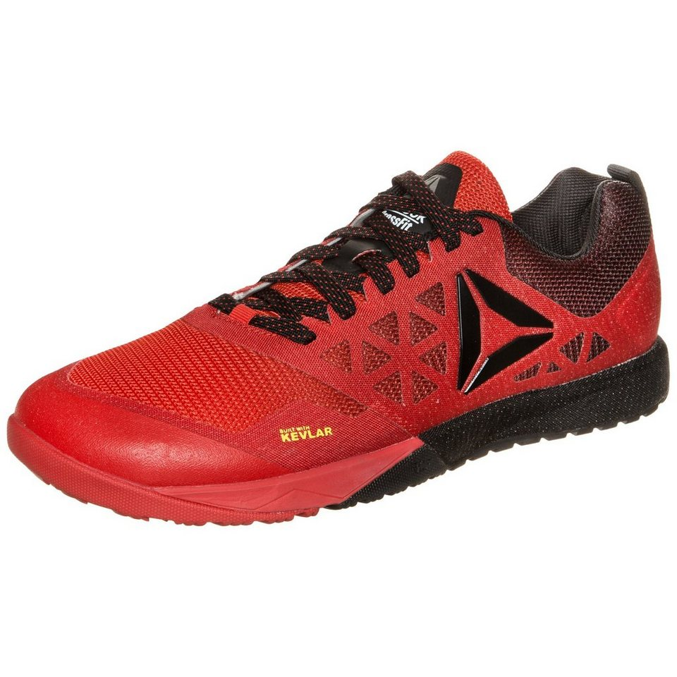 REEBOK CrossFit Nano 6.0 Trainingsschuh Herren in rot / schwarz