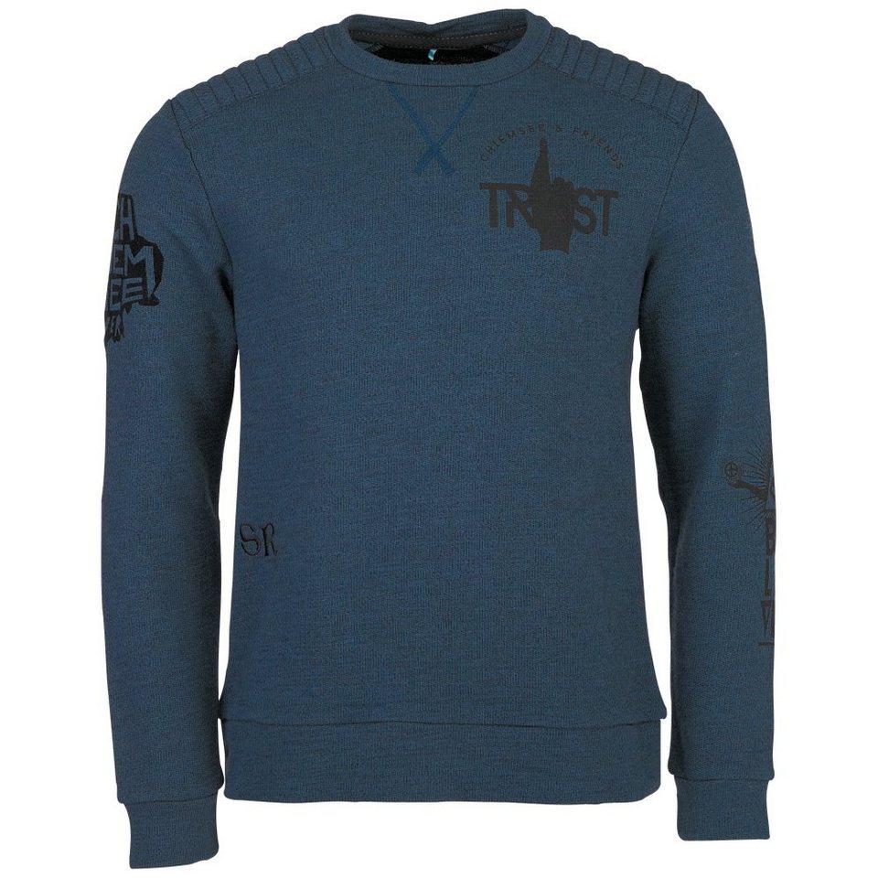 Chiemsee Sweatshirt »ORO 2« in stargazer