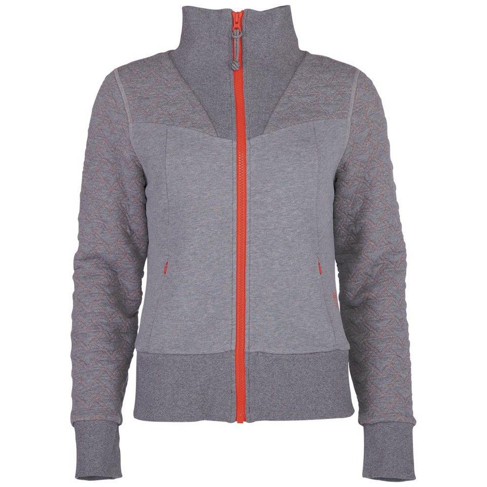 Chiemsee Sweatjacke »OLINE« in neutral grey me