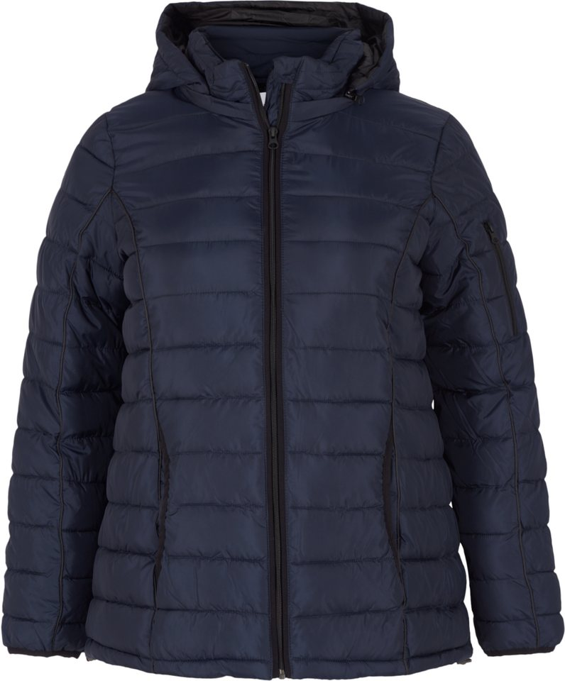 Zizzi Jacke in Night S. w/Bl