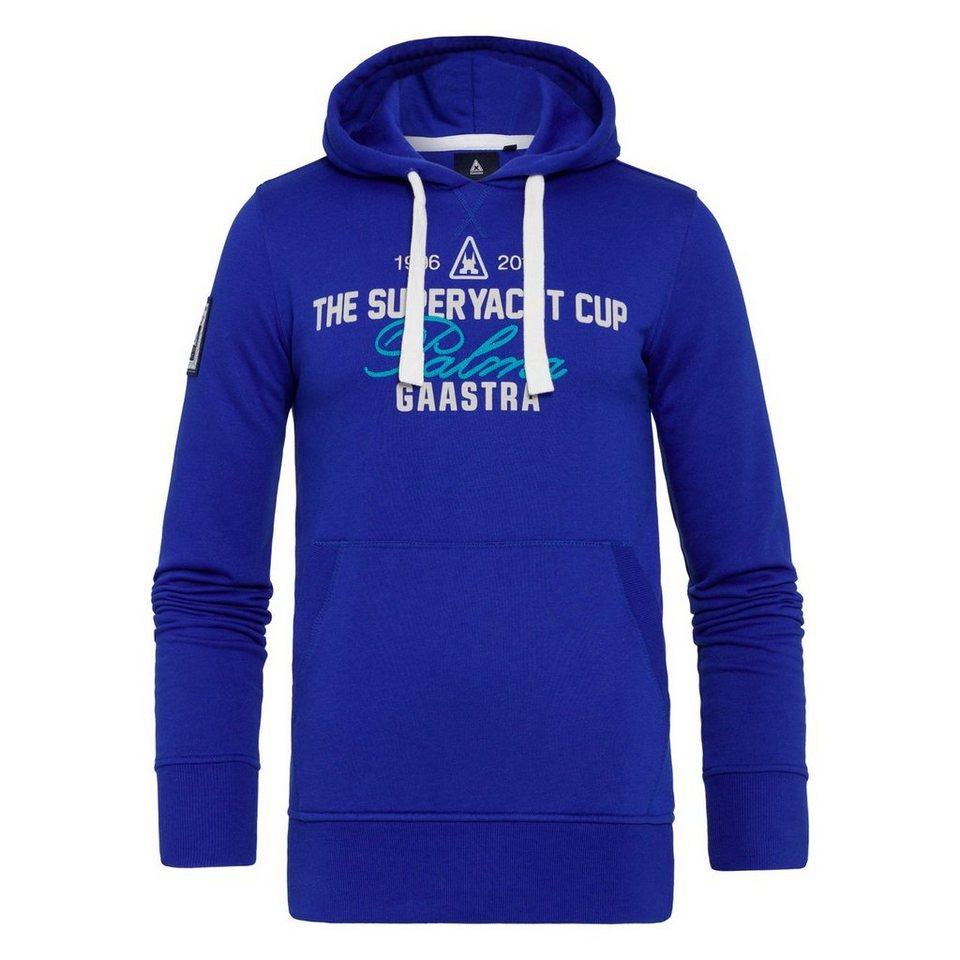 Gaastra Kapuzensweatshirt in blau