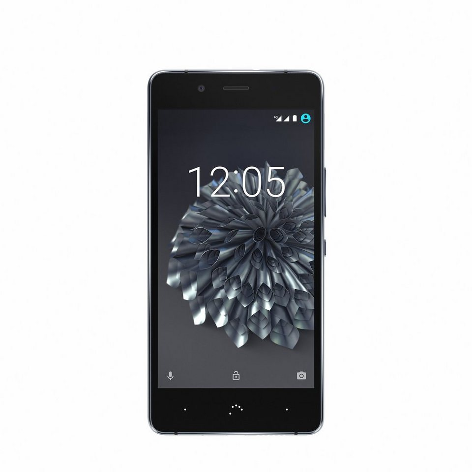 bq Smartphone »Aquaris X5 Plus 16+2GB« in schwarz