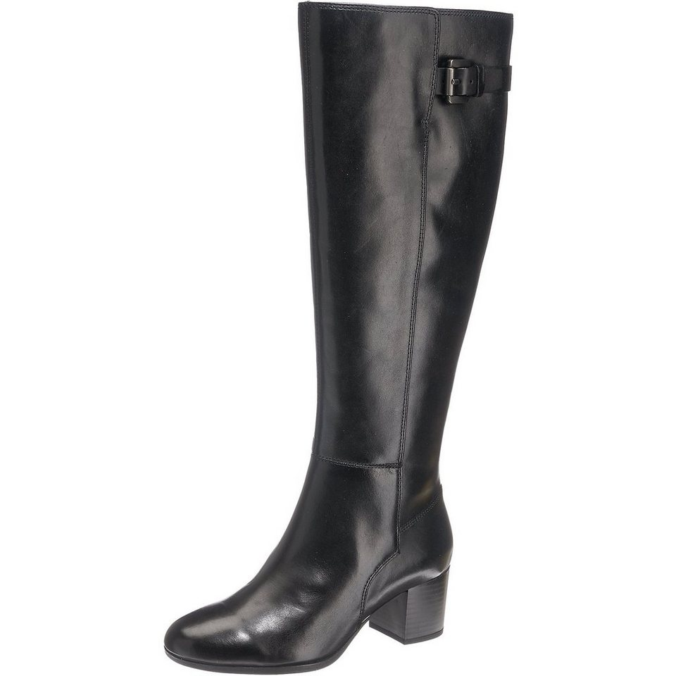 GEOX Petalus Stiefel in schwarz