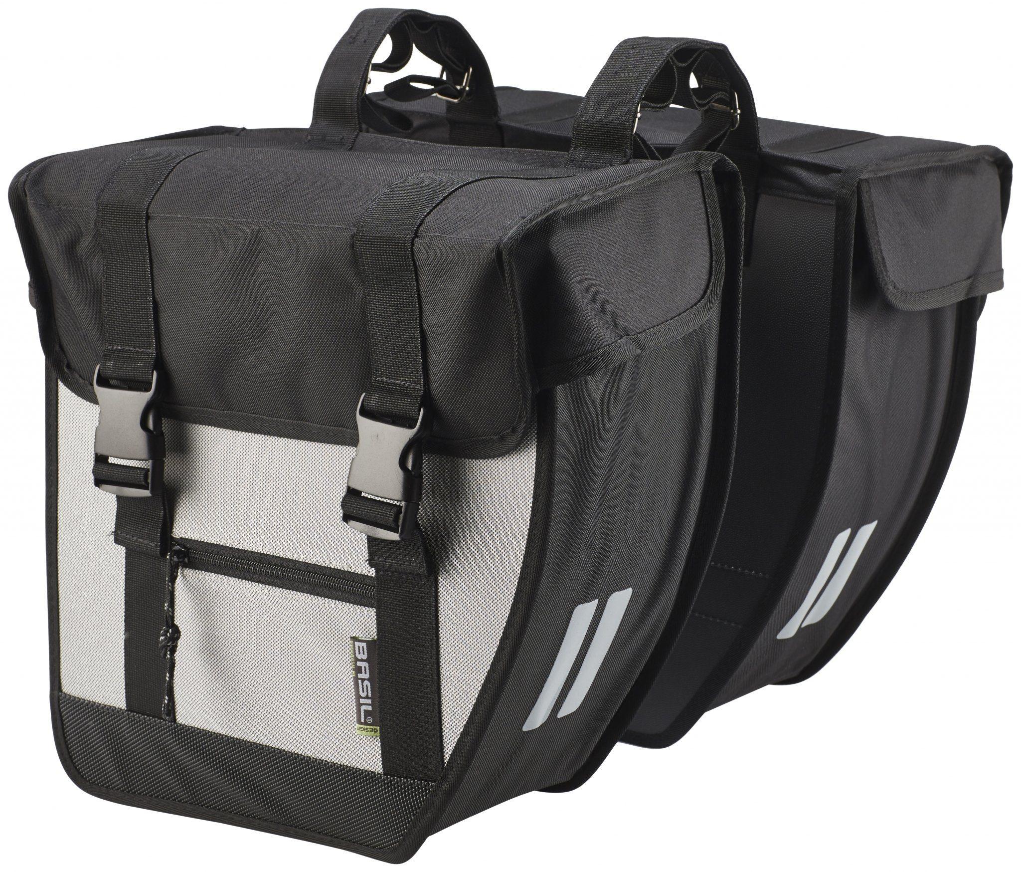 Basil Gepäckträgertasche »Basil Tour Doppeltasche XL«