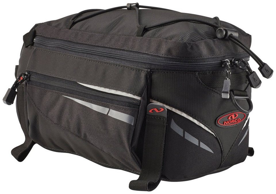 Norco Gepäckträgertasche »Idaho Gepäckträgertasche schwarz«