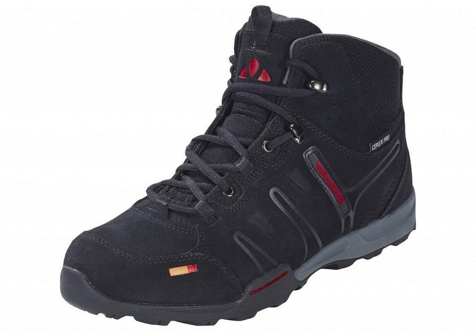VAUDE Kletterschuh »Grounder Ceplex Mid II Shoes Men« in schwarz