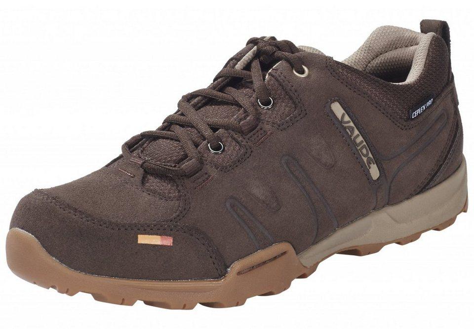 VAUDE Kletterschuh »Grounder Ceplex Low II Shoes Men« in braun