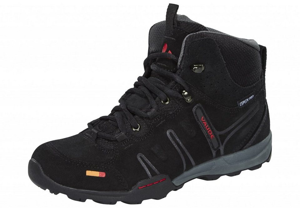 VAUDE Kletterschuh »Grounder Ceplex Mid II Shoes Women« in schwarz