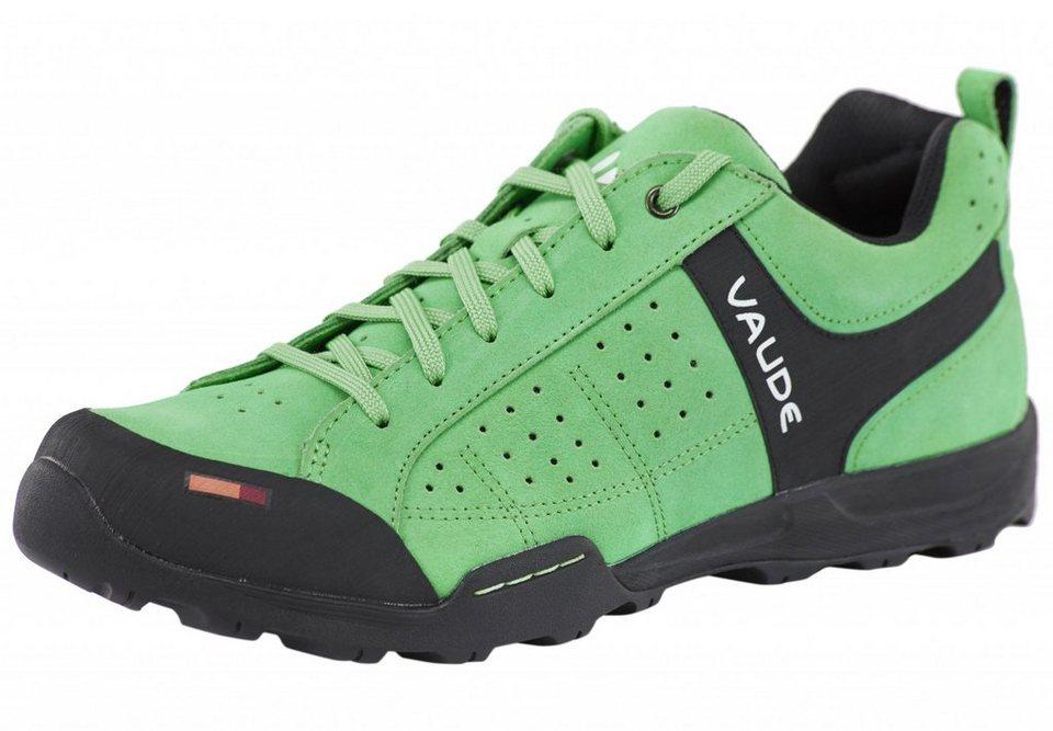 VAUDE Kletterschuh »Leva Shoes Men« in grün